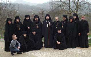 Братия монастыря